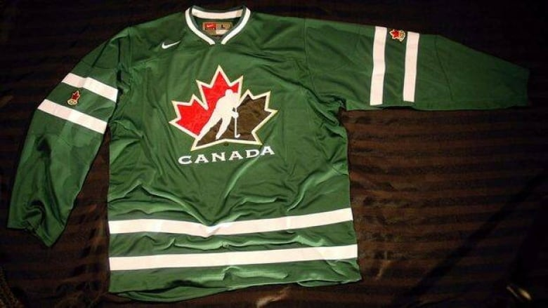 sports shoes 8c39f 3c88d Hockey Canada unveils more traditional alternate jersey ...