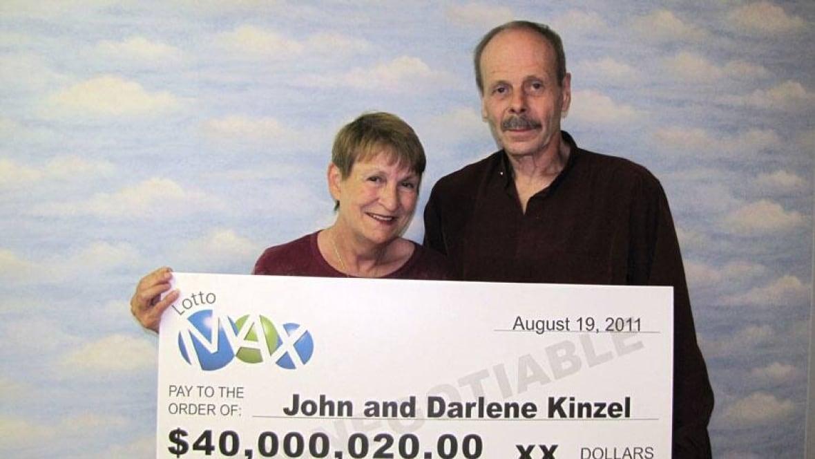 Lottery Canada Winners