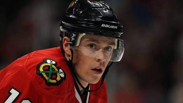 Jonathan Toews says he's ready to play against a Winnipeg-based NHL team, should that happen.
