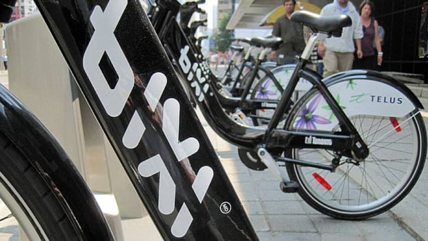 The city of Montreal says it hopes to see Bixis back on the streets in Montreal by April 15.