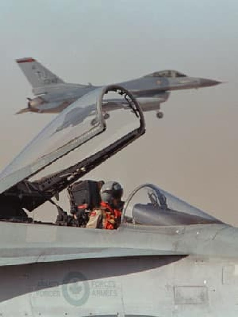 A History Of Canadas Cf 18 Hornets Cbc News Old Electrical Wiring Http Wwwdiychatroomcom F18 Oldelectrical Jets Were First Used In Combat During The 1991 Gulf War And Later Part Nato Operations Former Yugoslavia