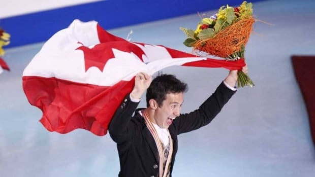 Canadian figure skater Patrick Chan won his first world championship this year in Moscow. CBC will continue to broadcast the annual event under its new deal with the International Skating Union.