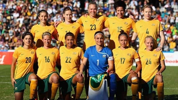 Australia made a major breakthrough when it advanced to the quarter-finals four years ago.