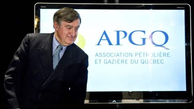 Former Quebec premier Lucien Bouchard is now a spokesman for the province's gas industry. (Paul Chiasson/CP)