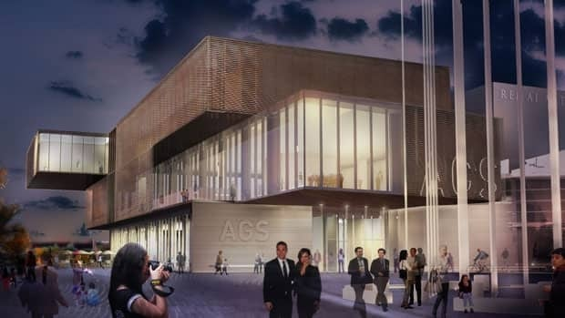 The Art Gallery of Saskatchewan is expected to cost $33 million more than originally expected.