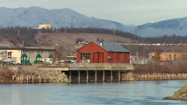 Construction of the $3-million riverfront wharf in Whitehorse is complete.