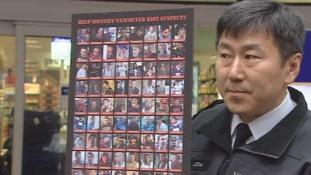 Vancouver police chief Jim Chu hopes more than 100,000 people will eventually see the posters.