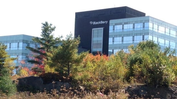 The BlackBerry office in Bedford, N.S. opened in 2008 and employed more than 350 people. It's set to close in January.