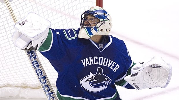 Roberto Luongo and the Canucks host Montreal this week on Hockey Night in Canada.