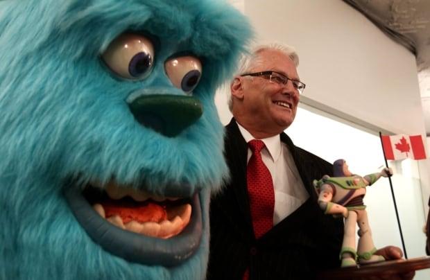 Pixar Canada 20100420