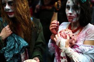 France Zombie Walk