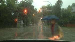 Rain, thunderstorms in forecast for southern Manitoba