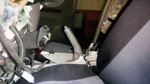 Noriko Uno's death car