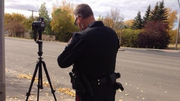 Police across the province were out in full force on Thursday ticketing dangerous drivers.