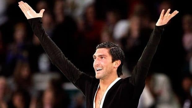 Evan Lysacek had been scheduled to face world champion Patrick Chan of Canada at the Trophee Eric Bompard event in November in Paris.