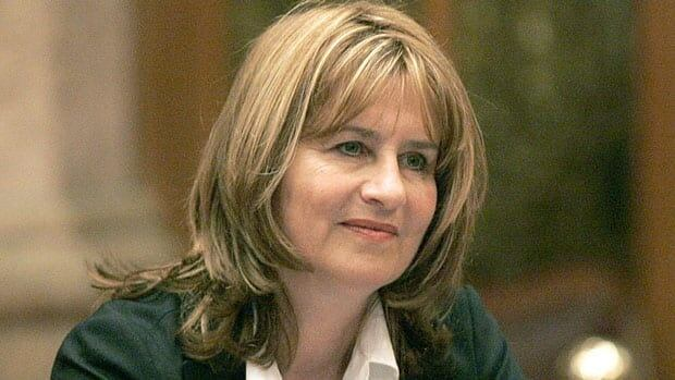 Former Integrity Commissioner Christiane Ouimet, seen in Ottawa in June 2007, received a $400,000 severance when she resigned in October while under investigation by the auditor general, Radio-Canada learned Thursday.