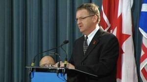Senator Fabian Manning