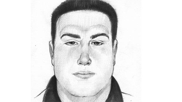 Police say this man is believed to be responsible for both attacks.