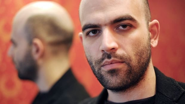 Italian writer Roberto Saviano, seen in Rome in 2010, has lived under police protection since the 2006 release of his Neapolitan mafia exposé Gomorrah and the subsequent film inspired by it.