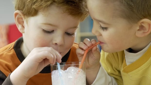 Whole-fat milk may make kids leaner