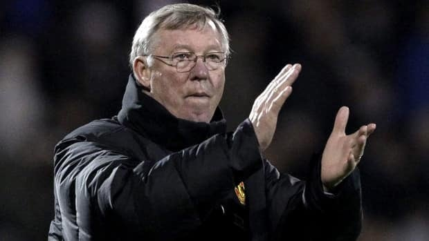 Sir Alex Ferguson has been in charge of Manchester United for 25 years.