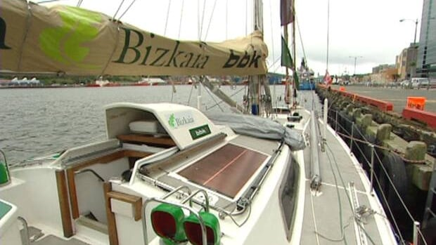The Basque sailboat Pakea Bizkaia will be leaving St. John's on Saturday for the month-long return trip to Spain.