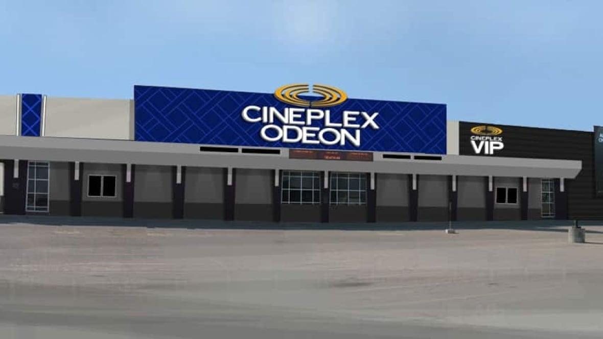 Cineplex Movies Kitchener Waterloo