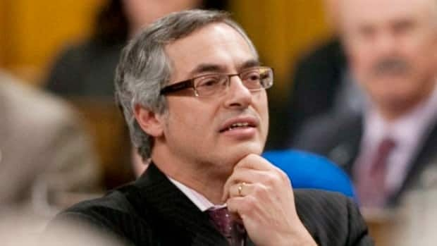 Treasury Board President Tony Clement, seen here Monday in the House of Commons, announced Wednesday that the federal government is easing restrictions on the use of the taxpayer-funded data it makes available to the public.