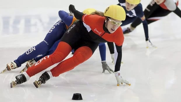 Canada's Marianne St. Gelais won all five World Cup events in the 500-metres last season as well as the silver medal at the 2010 Olympics.