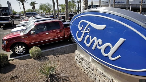 Ford reported its tenth straight profitable quarter in the third quarter of this year, and it earned $6.6 billion in 2010.