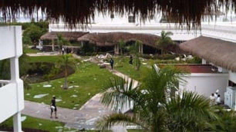 Grand Riviera Princess Hotel Explosion Cbc News