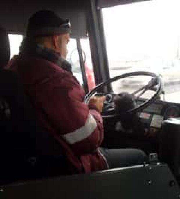 ttc-bus-driver