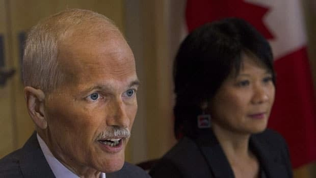 Support continued to pour in Tuesday for NDP Leader Jack Layton following his announcement a day earlier that he is battling another form of cancer.