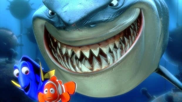 Some of Disney-Pixar's most popular characters -- including, from left, Dory, Marlin, and Bruce the shark from Finding Nemo -- will head back to theatres in 3D over the next few years.