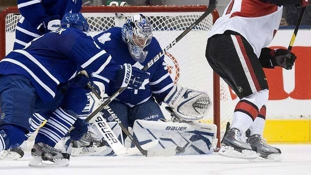 After a light week, James Reimer figures to be busy next week for the Toronto Maple Leafs.
