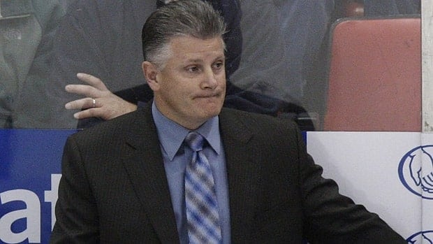 Marc Crawford, seen with Dallas last season, will try and lead Canada to a Spengler Cup victory.
