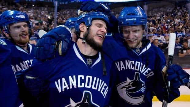 The Canucks' Stanley Cup quest begins Wednesday night (CBC, CBCSports.ca, 5 p.m. PT/8 p.m. ET) at Rogers Arena in Vancouver.