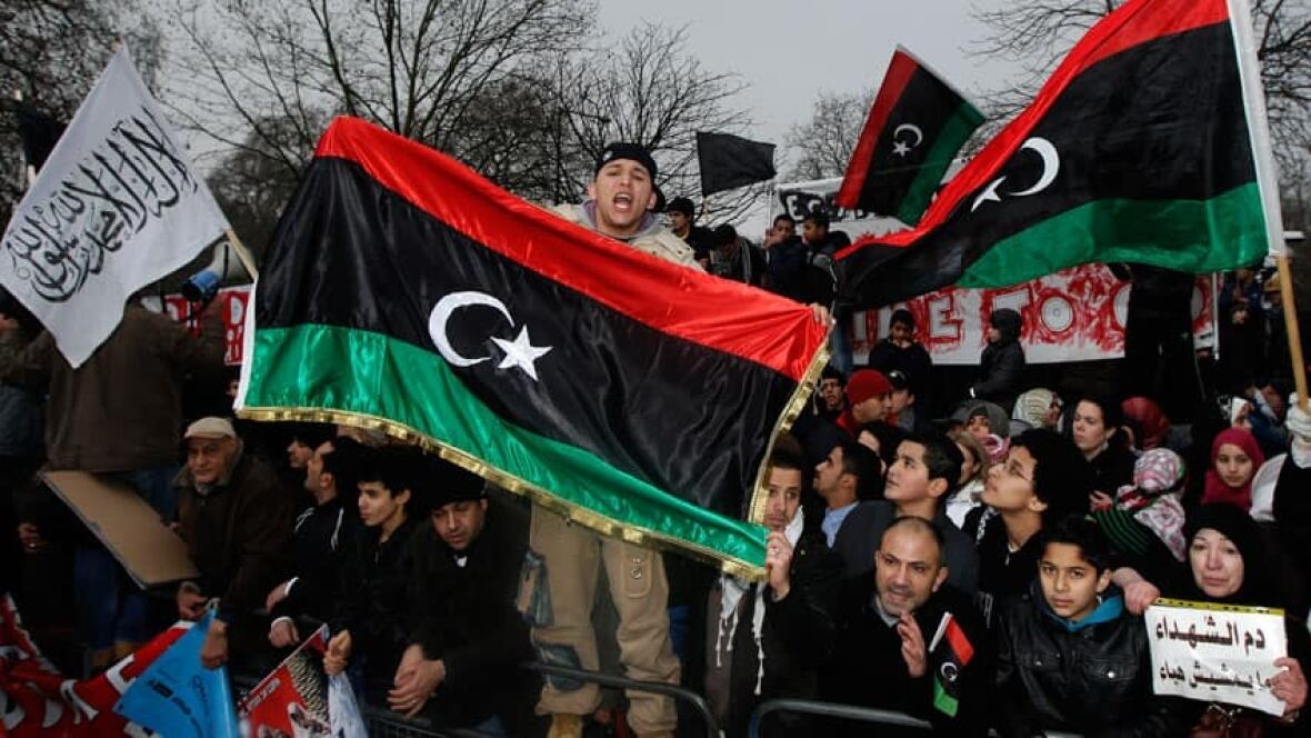 Libyan protesters get alberta families support edmonton cbc news sciox Choice Image
