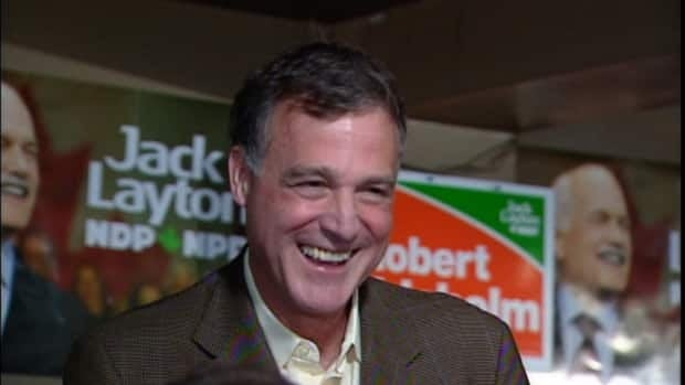 Robert Chisholm credits Jack Layton with giving his campaign a boost.