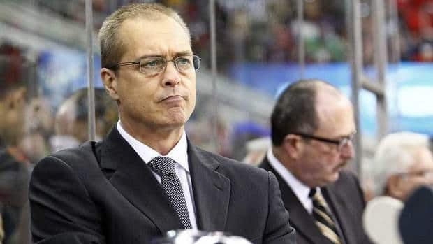 Paul Maurice was in his second stint as Carolina's head coach.