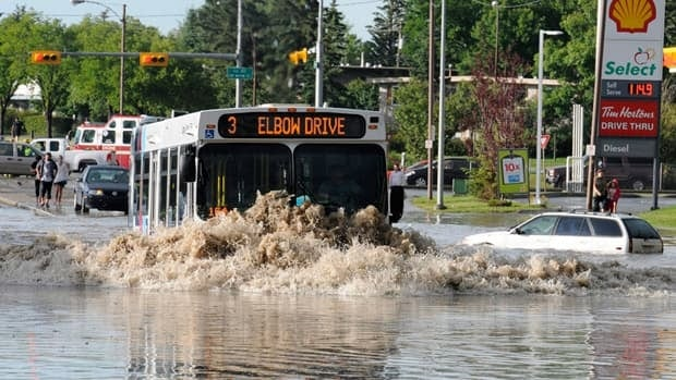 The Alberta government approved nearly $3.8 billion worth of flood recovery projects in 2013, with another $1.1 billion slated for the next three years.