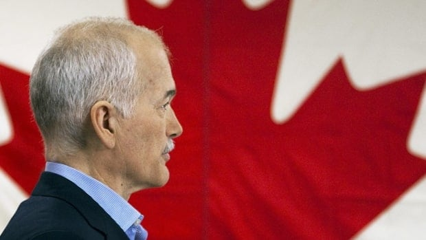 NDP Leader Jack Layton has blasted a Sun TV News media report citing unnamed sources that he was found in a suspected Toronto bawdyhouse in 1996.