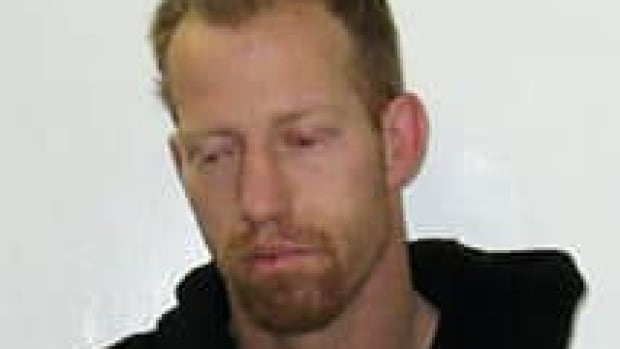 RCMP released this photo of Travis Vader in 2010 when they first called him a person of interest in the McCann's disappearance .