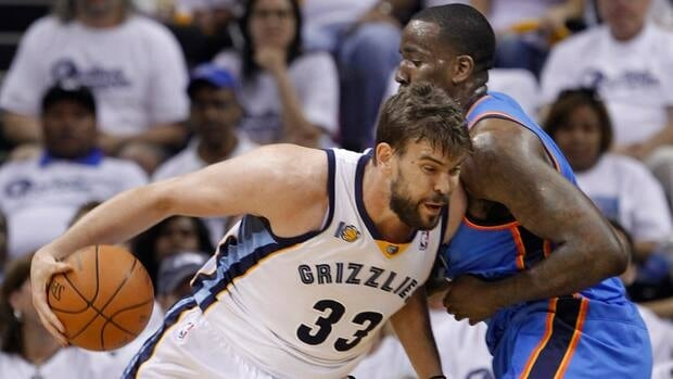 Memphis Grizzlies centre Marc Gasol tweeted on Monday that he had reached a tentative deal to stay with the club.