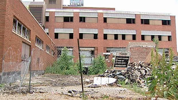 The province will pay about $1.4 million to clean up the former Grace Hospital site.