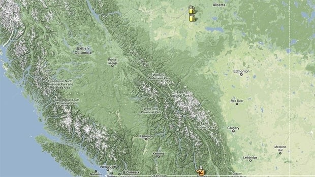 Fugitive Brothers Arrested Near US Border British Columbia - Bc us border map