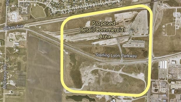 Ikea is the anchor tenant in a massive development at Sterling Lyon Parkway and Kenaston Boulevard.