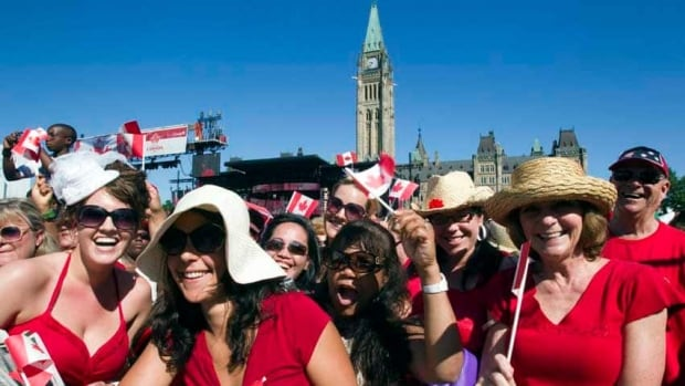 The federal government says it plans to spend $210 million on celebrations of the 150th anniversary of Confederation.