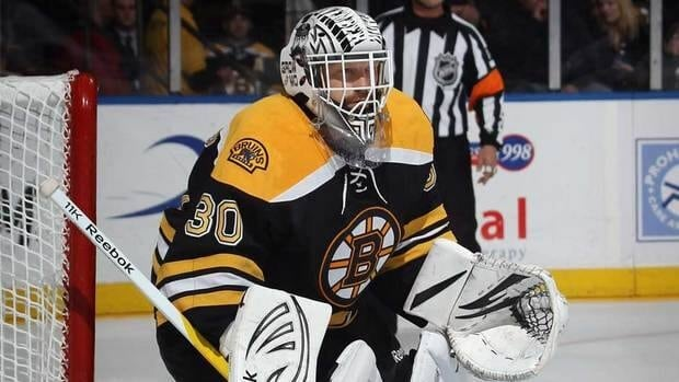 Tim Thomas figures to be back in the Boston net after sitting out Friday's shootout loss to Detroit.