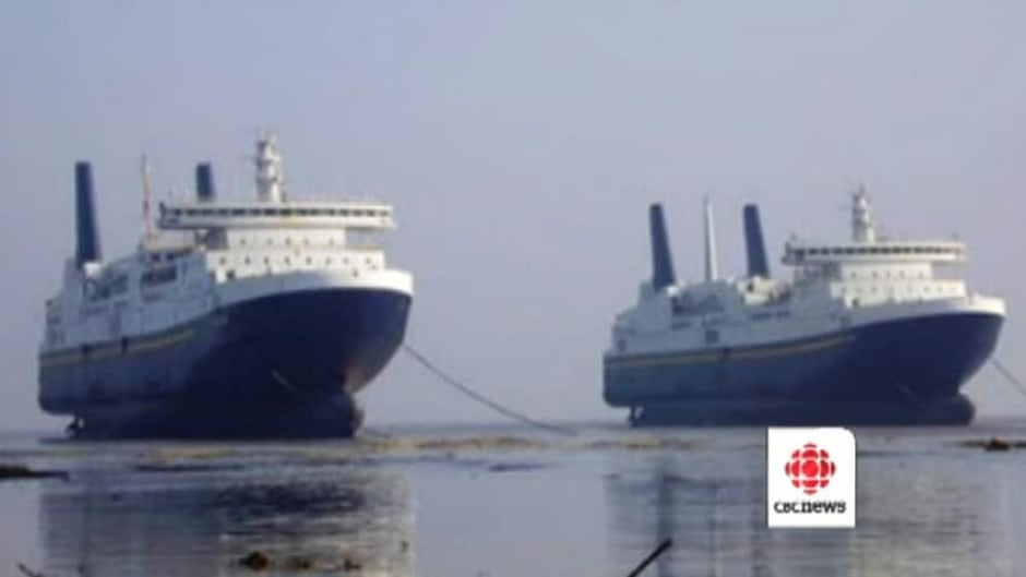 Marine Atlantic ferry disposal outrages MP   CBC News